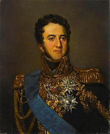 Louis-Gabriel Suchet, Duc d'Albuféra (2 March 1770 – 3 January 1826) was a Marshal of France and one of Napoleon's most brilliant generals.