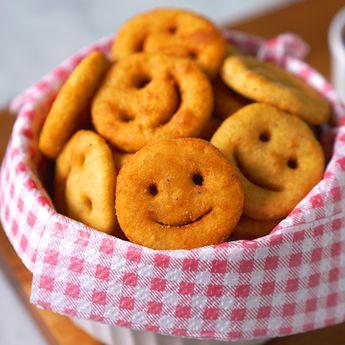 Confira a receita de Batata Smile
