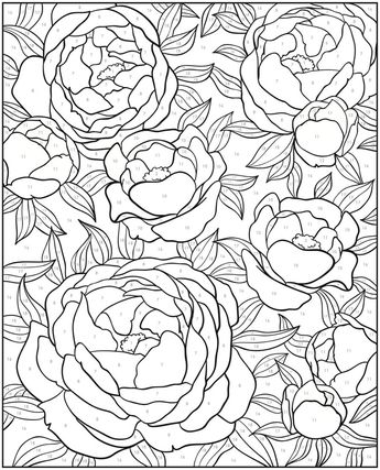 Creative Haven Winterscapes Coloring Book T