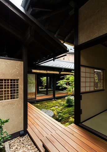 12 Unique Japanese House Design Traditional That Simple And Calmness