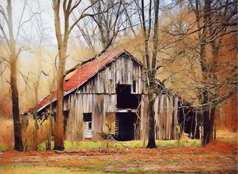 #Barns#Abandoned