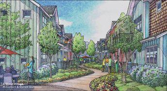 C Street Village - Home