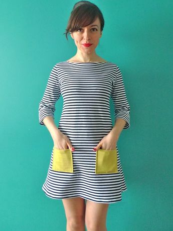Tilly and the Buttons Coco Dress & Top (Beginner)