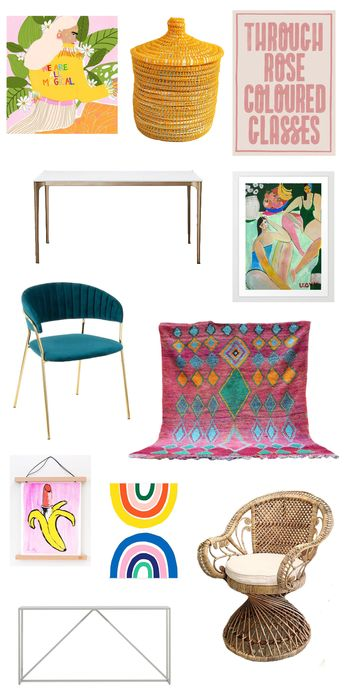 HQ: My Office Makeover Inspiration