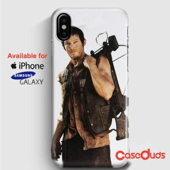 Daryl Dixon Galaxy Nebula Space iPhone X Cases, iPhone Case, Samsung Galaxy Case 331