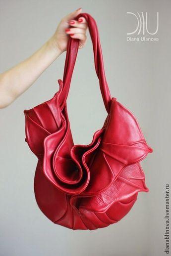 6767b37dd683 Женские сумки ручной работы. Ярмарка Мастеров - ручная работа сумка кожаная