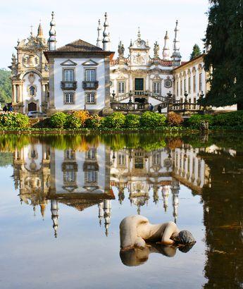 Casa de Mateus reflection (2)