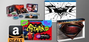 Huge Deals on Batman and Superman Films Today Only