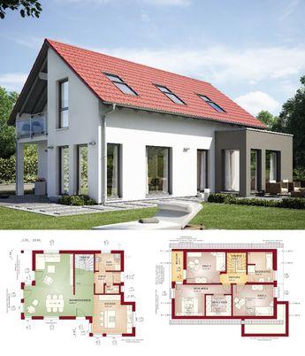 Haus Bauen Grundrisse Modern Neu