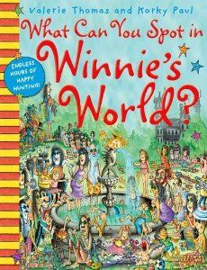 What can you spot in Winnie's World