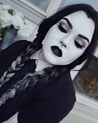 20 Scary Halloween Makeup Ideas Easy Simple DIY