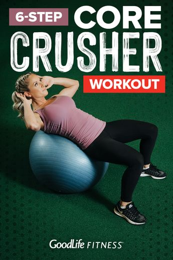 6-Step Core Crusher Workout