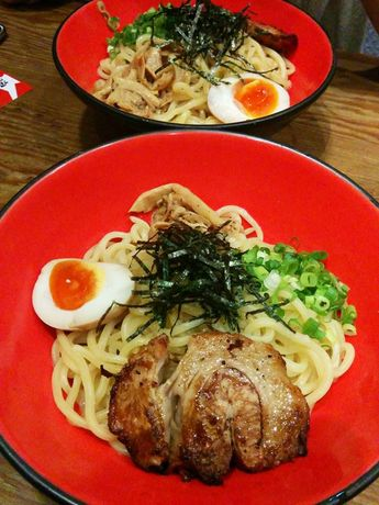 A Foodie's Noodle Diary of Japan: The Tasty Discovery of Oil Noodles, Abura Soba