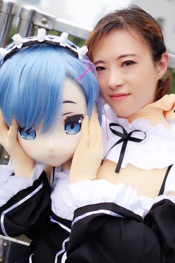 gurglelove Female Sweet Girl Resin Half Head Kigurumi Bjd Mask Cosplay Japanese Anime Role Lolita Mask Crossdress Doll Costumes & Accessories yan-07