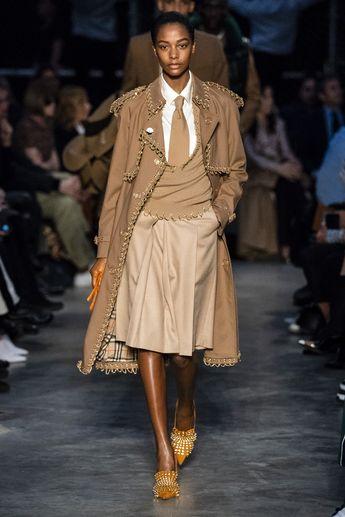 Bourgeois Fall 2019 Womenswear Fashion Trend