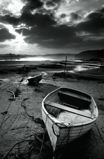 How these brilliant black and white images of Pembrokeshire inspired 12 tales