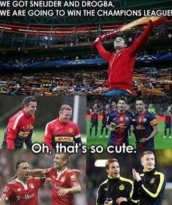 That's Cute   #drogba #cute #football #followforfollow #likeforlike