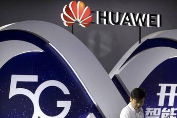 China confiante na construção de rede 5G da Huawei no Brasil