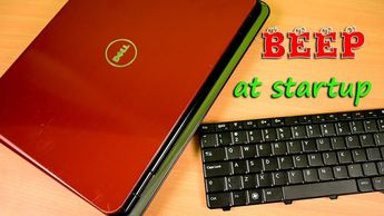 Dell Laptop Beeping on Startup Problem Solution (Inspiron N
