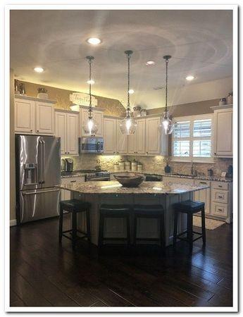 47 best farmhouse kitchen decor ideas and remodel 4