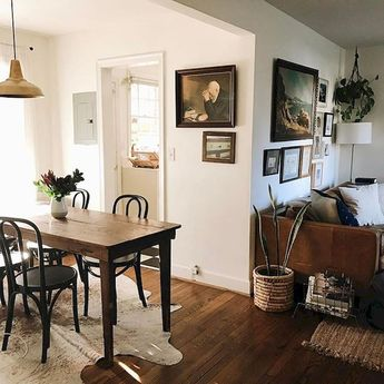 Small dining room table and chair ideas on a budget (11) - HomeSpecially