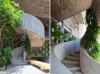 binh thanh house in vietnam by vo trong nghia architects