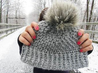 11 Most Popular Free Crochet Hat Patterns for Fall and Winter - Eilene Staiger