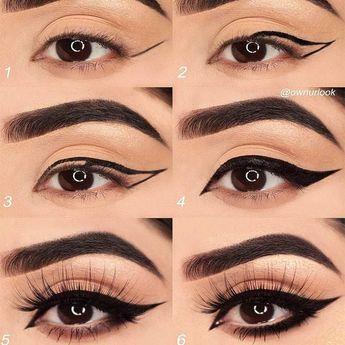 30 Terrific Makeup Ideas For Almond Eyes