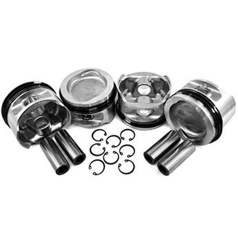 Aa Performance Products 94mm 2100cc Water Cooled Piston & C