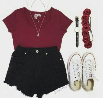 50+ Cute Summer Outfits Ideas For Teens - Fashiotopia