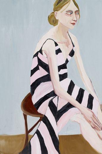 Megan by Chantal Joffe
