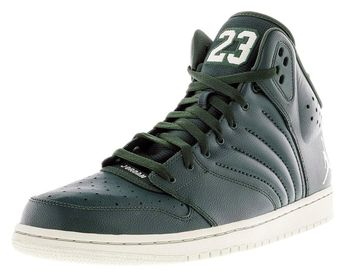 9fdc30a8758e Details about MENS NIKE AIR JORDAN 1 FLIGHT 4 TRAINING LIFESTYLE SNEAKER  SHOES GREEN WHITE