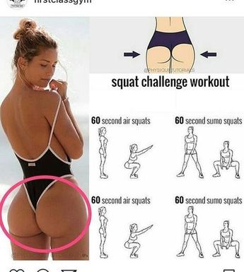 squat challenge workout - #Challenge #squat #workout