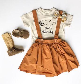 Just Dandy | Bodysuit | Toddler Tee