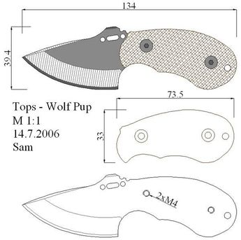 Knife Designs