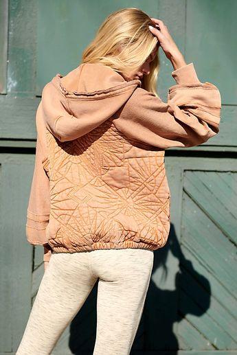 Juliet Quilted Jacket