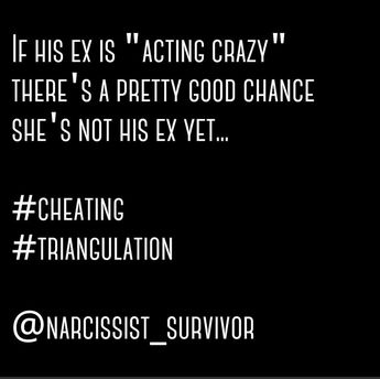 List of attractive triangulation narcissist life ideas and