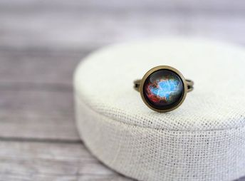 Crab Nebula, Crab Nebula Ring, Nebula Ring, Nebulae, Galaxy Ring, Constellation Ring, Space, Space J