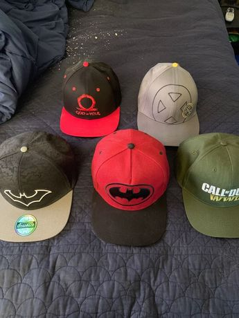 snapback hats Of Various Kinds Of Pop Culture  fashion  clothing  shoes   accessories b4d26bca2f4f