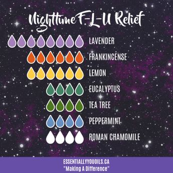 Essential Oil Blends For Cough, Cold & Flu – Essentially You Oils