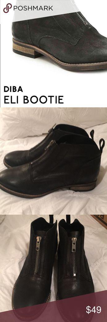 02f8b7ffe3 Diba Eli Bootie Brand new in Box Diba Eli Bootie. Size 8 Black Diba Shoes