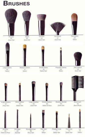 Mini Manual brushes ✿