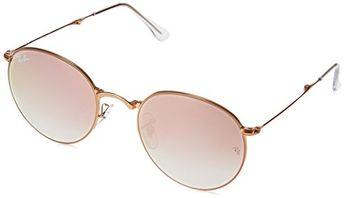 c4eba45ea6a RayBan Metal Man Sunglasses Shiny Bronze Frame Copper Flash Gradient Lenses  53mm NonPolarized   Read more