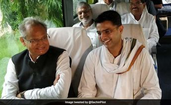 Amid Exit Poll Cheer For Congress Ashok Gehlot Dodges Rajasthan Question