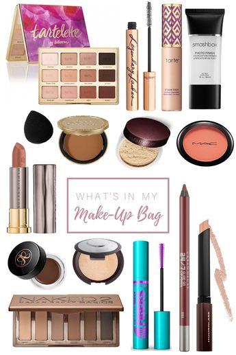 "#ashleyterkcom #featuring #covergirl #anastasia #charlotte #favorites #drugstore #cosmetics #hourglass #smashbox #everyday #blender #tilbury #mercier #makeupWhat's in my Makeup bag - April ""What's in my makeup bag"" from Ashley Hodges of  // featuring Tarte, Charlotte Tilbury, Smashbox, Laura Mercier, MAC, Covergirl, Hourglass, Urban Decay, Anastasia, BECCA, Beauty Blender, Too Faced Cosmetics // Drugstore Makeup // Everyday Makeup // Makeup Favorites""What's in my makeup bag"" from Ashley H..."