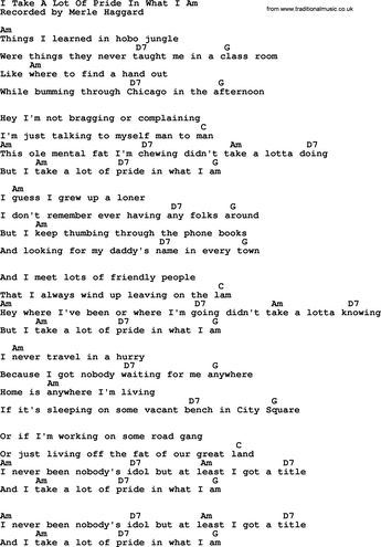 Johnny Cash Song Solitary Man Lyrics And Chords