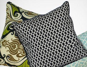 Jiti Outdoor Pillows
