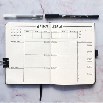 You know, sometimes, if something works... just let it be. It's def true of my weekly layout. 😅 I don't know why, but I wanted to do… - #def #Dont #layout #true #wanted #weekly #works