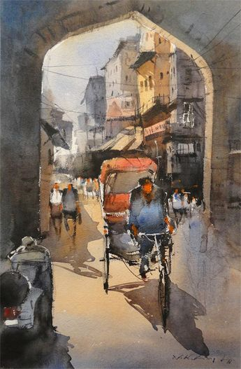 watercolours for sale