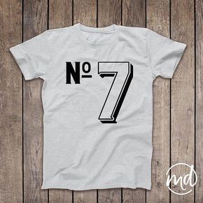 Birthday Shirt Seven Year Old Boy 7th For Boys